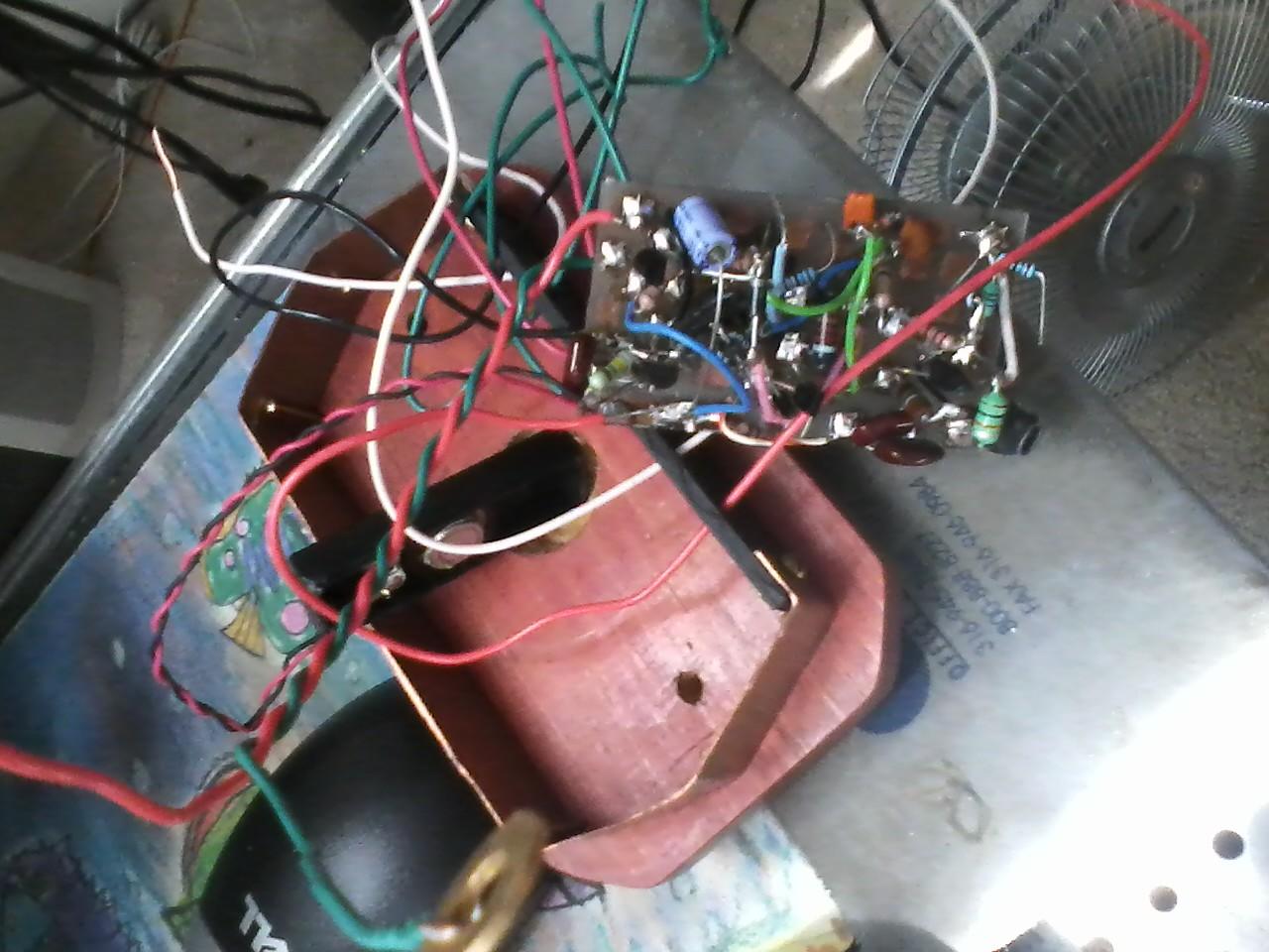 Celtic Cross Engineering Lightning Circuit Project Simple Detector 2